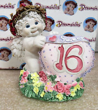 Dreamsicles Sweet Sixteen 1998 Cast Art Industries Cherub Angel Figurine