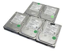 """Lot of 5 Toshiba 500GB SATA 3.5"""" 7200RPM 6 Gb/s DT01ACA050 HP 661697-001 HDD"""