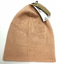 4d617af5338 New Timberland Women s Blush Pink Slouchy Knit Sock Cap Hat Beanie  45