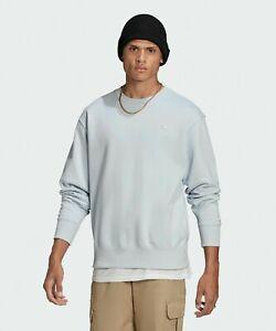 Men'sAdidas Adicolor Premium Crew Sweatshirt -Halo Blue- Sz XL- NWT