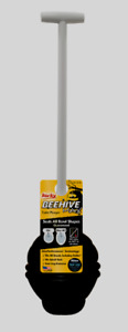 """Korky BEEHIVE Max TOILET PLUNGER 25"""" Seals NEW & OLD Bowls Unclogs EASY 99-4A"""