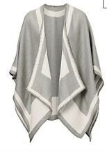New 💗 $179 Mimco Contraband Throw Sage Scarf Ponchos