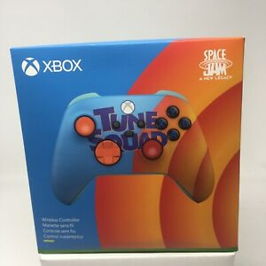 Microsoft Xbox X Wireless Controller - Space Jam Tune Squad Exclusive IN HAND