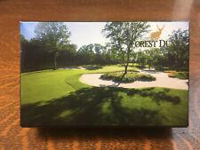 Titleist Pro V1 Lot of 6 Forest Dunes Staff Appreciation Logo Golf Balls Nos