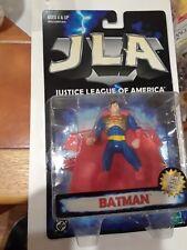 Justice League of America Superman/Batman Error Figure