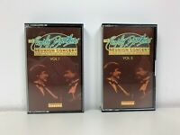 The Everly Brothers Reunion Concert Vol 1 & 2 2x Audio Tape Cassettes 1983