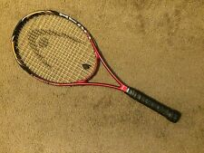 "HEAD TI.MIRAGE XL XTRALONG OVERSIZE OS TENNIS RACQUET 4 1/4"" GRIP"