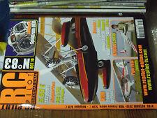 11µ Revue RC Pilot n°83 Plan encarté Nakajima B5N 2e partie / Piper PA 18 SeaBee