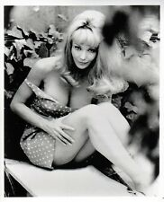 OFFICIAL WEBSITE Francine York (1938-2017)Sexy Glamour 8x10 UNSIGNED