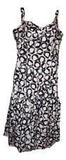 1950's Quality Damask Rock n Roll dress by Ricki Freeman for Teri Jon