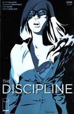 DISCIPLINE (2016) #1 - 1st Print - New Bagged
