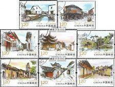 Volksrepublik China 4463-4470 (kompl.Ausg.) gestempelt 2013 Alte Städte