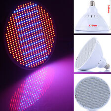 50W LED Plant Grow Light Bulb E27 SMD 500PCS led chips RED+BLUE Hydroponic Lamp