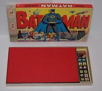 The Batman Board Game NIB High Grade Unused Vintage M Bradley