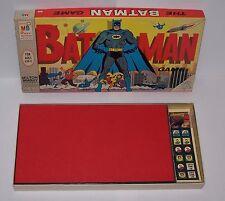 The Batman Board Game NIB High Grade Unused Vintage M Bradley