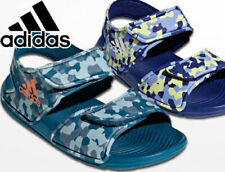 boys adidas sandals Altaswim C kids girls adjustable straps flip flops slides