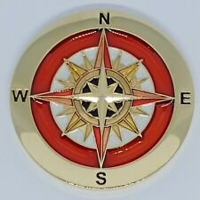 Compass Catcher Geocoin - nicht aktiviert