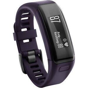 Garmin Vivosmart HR Regular Fit, Purple   010-01955-07   AUTHORIZED DEALER!