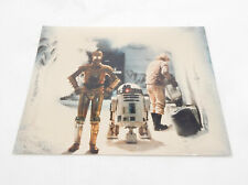 Kodak STAR WARS Film Foto / Photo Escape Hoth R2-D2 C-3PO 25 x 20,20 cm Vintage