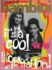 VOGUE BAMBINI=N°249 11/12 2015=IT'S A COOL NEW GENERATION!