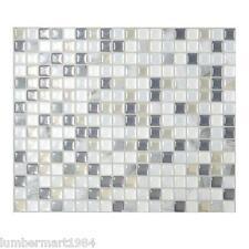 Smart Tiles SM1036-6 SELF-ADHESIVE WALL TILES 6/SHEETS MINIMO MOSAIK NOCHE