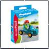 [Playmobil] Boy with Go-Kart - 5382 - New