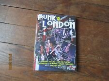 DVD MUSIQUE punk in london clash chelsea boomtown rats    NEUF SOUS FILM