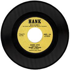 """Henry strogin con Joe Moore """"buen amor"""" Soul del norte"""