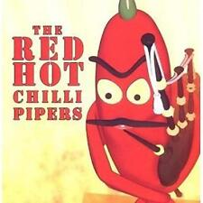 The Red Hot Chilli Pipers 1st Album (Bagpipe Music) CD NEW