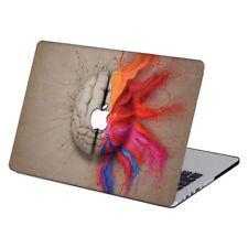 Fashion Hard Shell Case Cover& Keyboard Skin Cover For Apple Mac Book Macbook TT