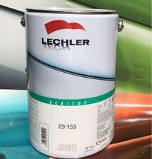 Resina Esmalte acrílico Lechler LECHSYS 29 155 ACRITOP 3 Lt Vehículos Industrial
