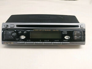 AIWA CDC-X15 STEREO FACE PLATE with black case.