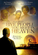 The Five People You Meet in Heaven [New DVD]