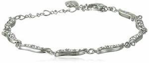 Swarovski Sparkle Silver Size 6.38 inches Bracelets 1156228