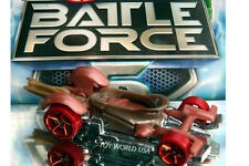 2009 Hot Wheels Battle Force 5 Fangore Exclusive