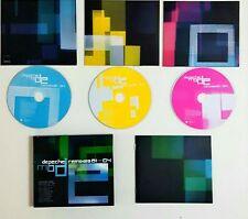 Depeche Mode – Remixes 81···04  Cd Eu Edition