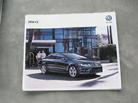 2016 16 VOLKSWAGEN VW CC DEALER SALES BROCHURE MANUAL BOOK CATALOG