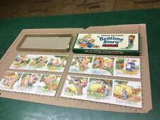 """cute Complete Parker Brothers """"BEDTIME STORY"""" Puzzle in box, early and clean"""