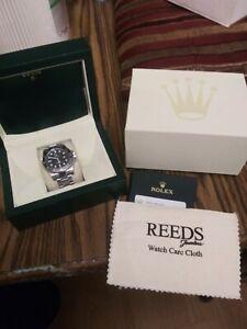 Rolex GMT-Master II Men's Black Watch - 116710 LN