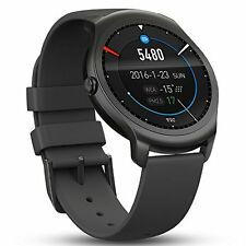 Smart Watch Ticwatch 2 Charcoal Notifier Heart Rate Monitor iOs Android Tracker