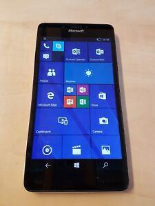 Microsoft Lumia 950 32GB 4G LTE Windows 10 20MP (Unlocked) Smartphone White