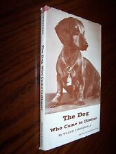 1957 The Dog Who Came to Dinner, Zimmerman, A Man Who Loves His Dachshund!