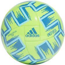 New adidas Uniforia Club Soccer Ball Solar Green FH7354 Size 4&5