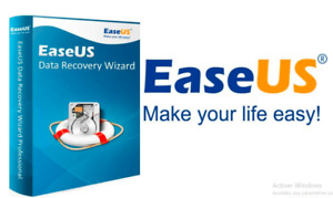 EaseUS-Data-Recovery  13.5 Software-Wizard-Technician  FAST DELIVERY
