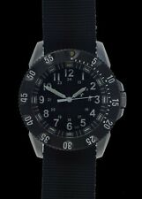 MWC P656 Tactical Series Watch GTLS Tritium and Ten Year Battery Life No-Date