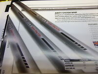 DAIWA  8 metre airity whip complete/or spare sections