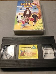 Walt Disney Classics Song Of The South VHS - Free Postage