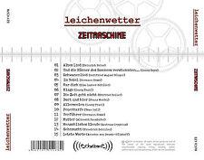 Leichenwetter - Zeitmaschine (CD)