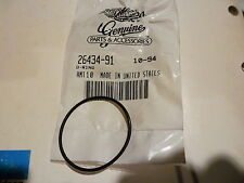 Harley-Davidson Sportster Oil Pump Cover O-ring 91-09 Part # 26434-91 NOS