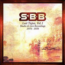 9CD SBB Lost Tapes vol.1 Studio & Live Recordings 1974-78